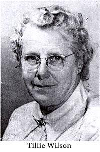 Tillie Wilson