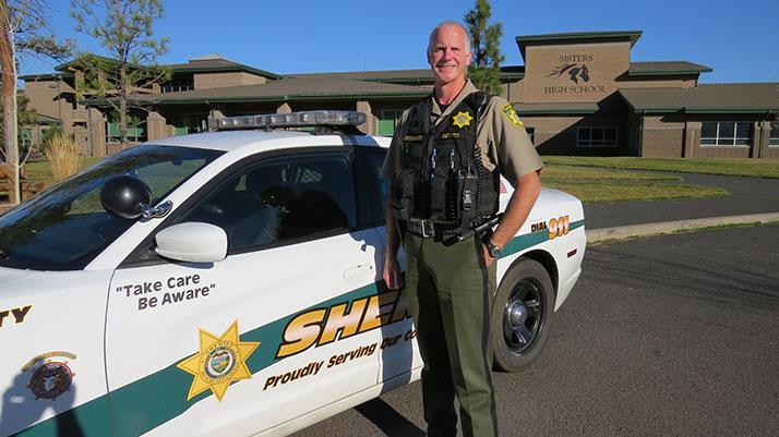 Deputy Brent Crosswhite