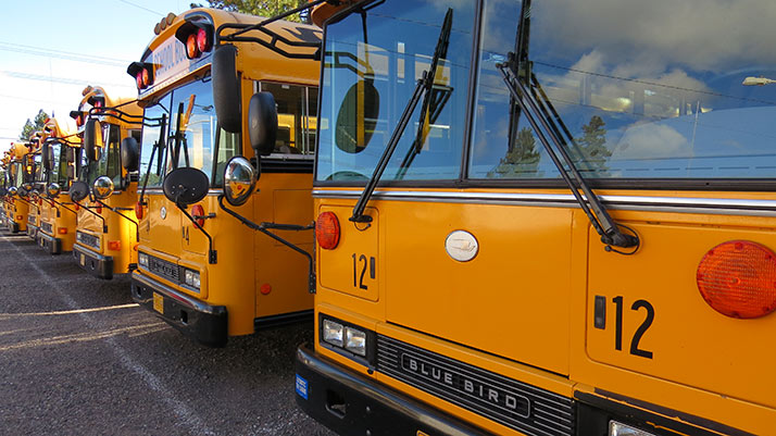 It's More than Just a Job for School Bus Drivers