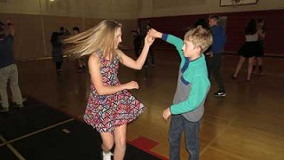 Sisters youths get a taste of the ballroom