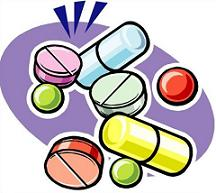 Medications clipart