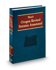 TAG Oregon Statutes
