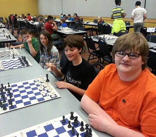 SMS students take on chess challenge