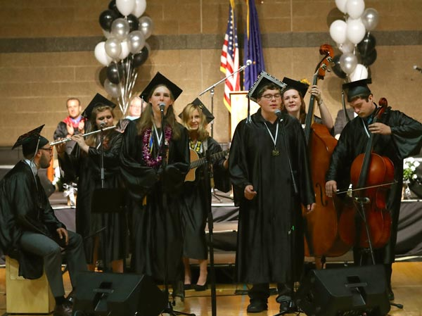 Class of 2016 heads into the future