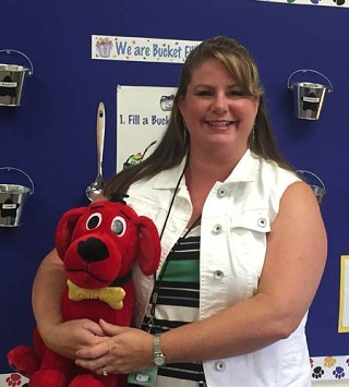 Elementary School Welcomes New Counselor