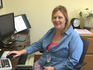New Business Manager Takes Reins at District