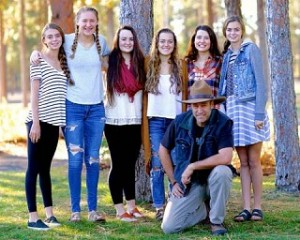 A strong yearbook staff aims to produce a fine book this year. photo by Jerry Baldock
