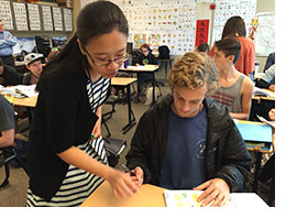 Mandarin Chinese Program Prepares Students for Business