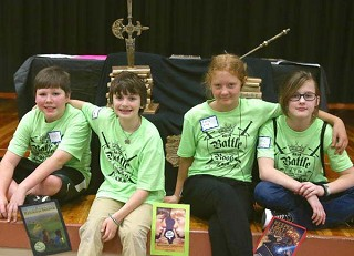 Students shine in epic Battle of the Books