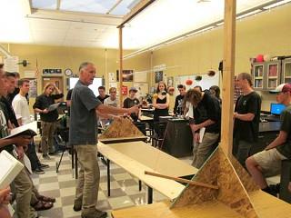 High School Welcomes New Teachers